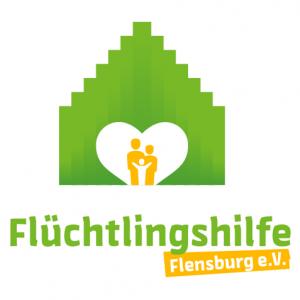 Logo Flüchtlingshilfe Flensburg